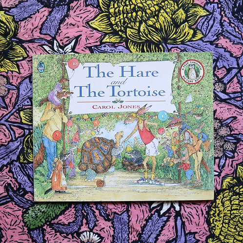 The Hare and the Tortoise by Carol Jones