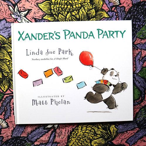 Xander's Panda Party by Sue Park and Matt Phelan