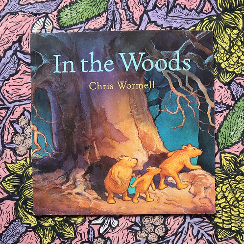 In The Woods by Chris Wormell