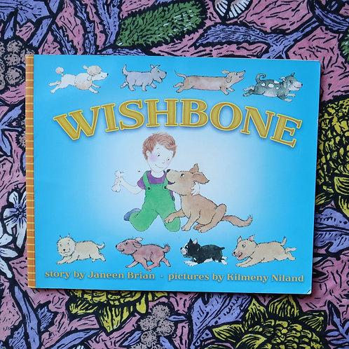 Wishbone by Janeen Brian and Kilmeny Niland