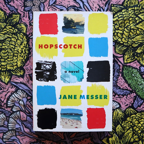 Hopscotch by Jane Messer