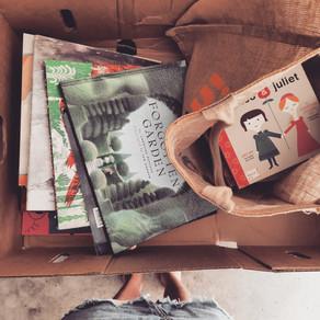 Thank you book chooks!