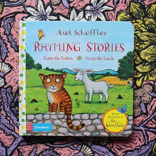 Rhyming Stories by Axel Scheffler