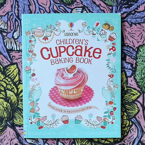 Children's Cupcake Baking Book