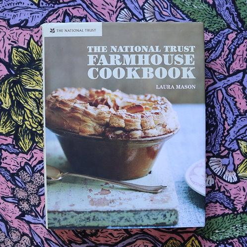 The National Trust Farmhouse Cookbook by Laura Mason