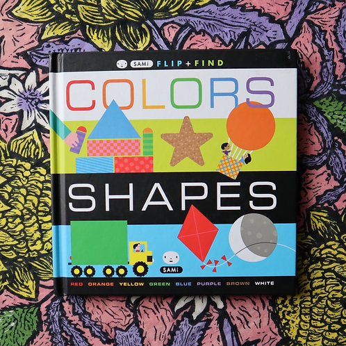 Flip and Find; Colors + Shapes