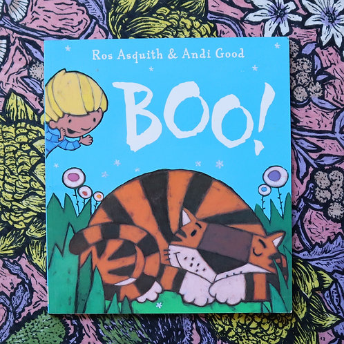 Boo! By Ros Asquith and Andi Good
