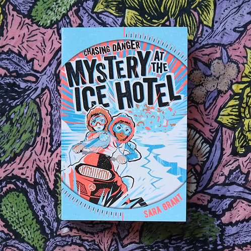 Mystery At The Ice Hotel by Sara Grant