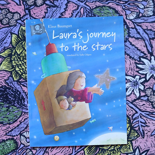 Laura's Journey to the Stars by Klaus Baumgart