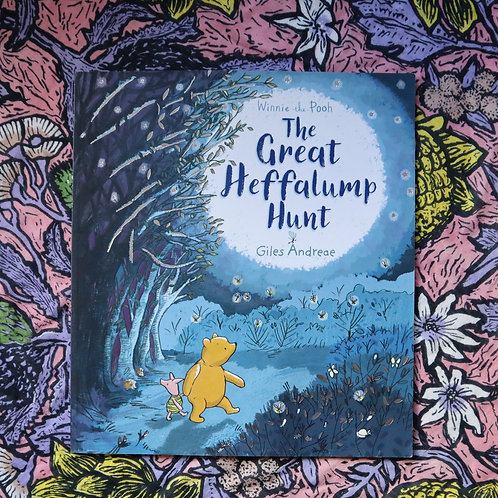 The Great Heffalump Hunt by Giles Andreae and Angie Rozelaar