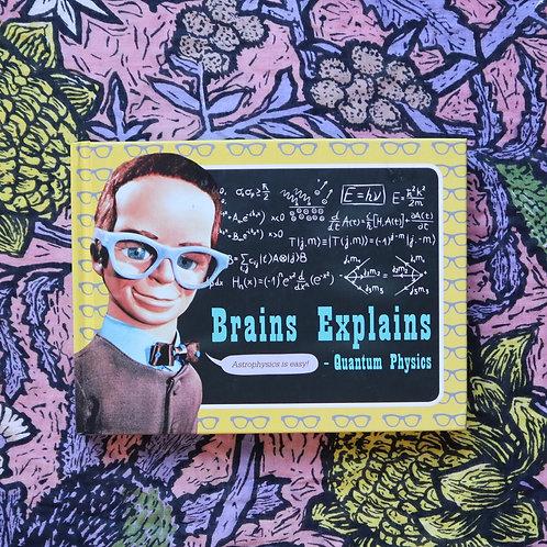 Brains Explains - Quantum Physics by Ben Still
