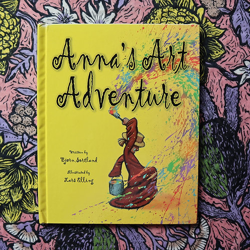 Anna's Art Adventure by Bjorn Sortland & Lars Elling