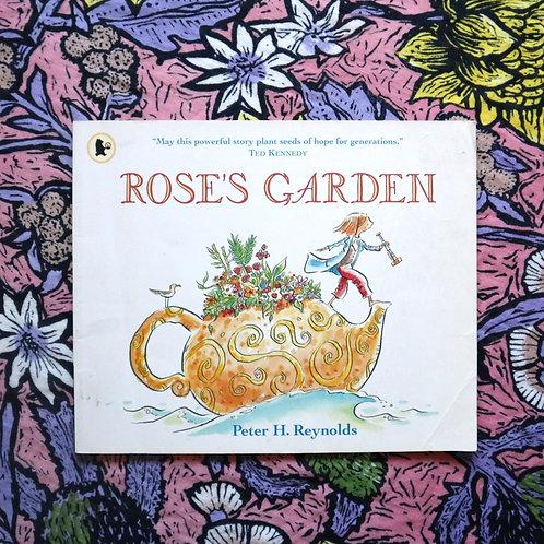 Rose's Garden by Peter H Reynolds