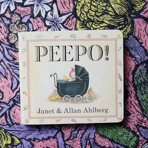 Peepo! By Janet & Allan Ahlberg