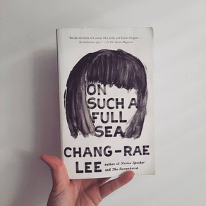 Dystopian thriller inspired by Chinese American history