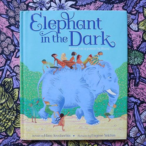 Elephant in the Dark by Mina Javaherbin and Eugene Yelchin