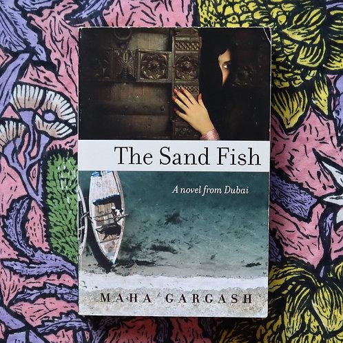 The Sand Fish by Maha Gargash