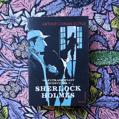 The Extraordinary Adventures of Sherlock Holmes by Arthur Conan Doyle