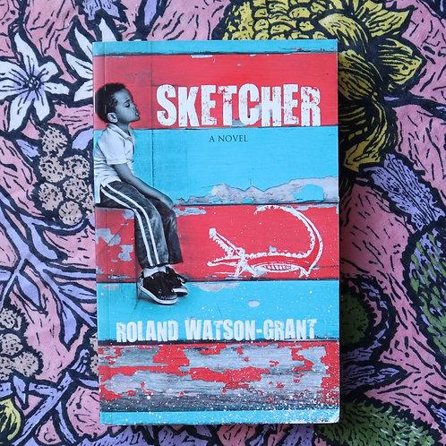 Sketcher by Roland Watson-Grant