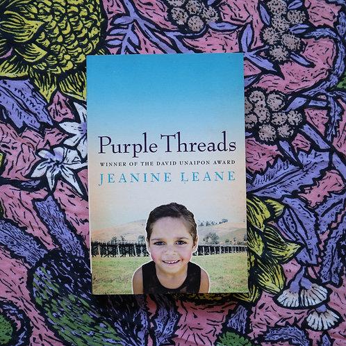 Purple Threads by Jeanine Leane