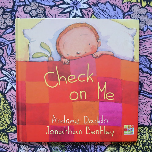 Check On Me by Andrew Daddo and Jonathan Bentley
