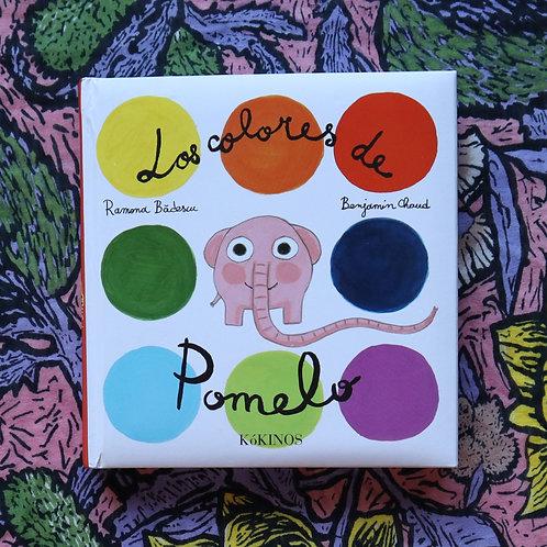Los Colores de Pomelo by Ramona Badescu and Benjamin Chaud