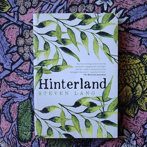 Hinterland by Steven Lang
