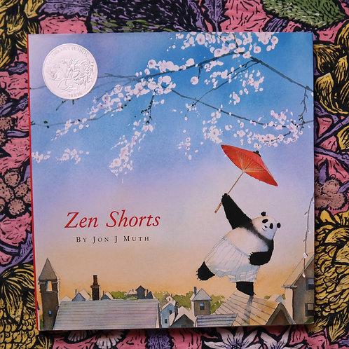 Zen Shorts by Jon J Muth