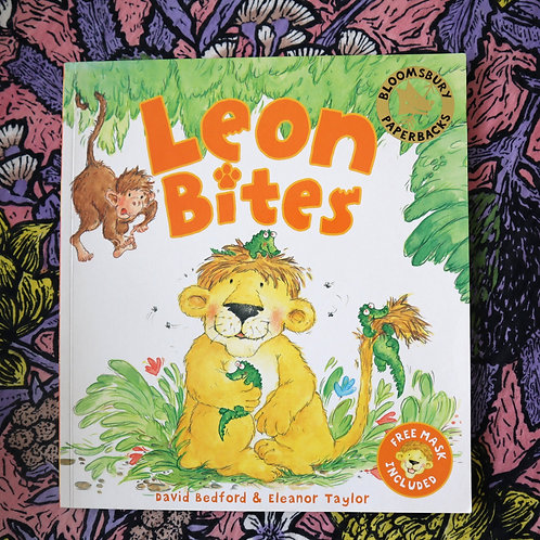 Leon Bites by David Bedford and Eleanor Taylor