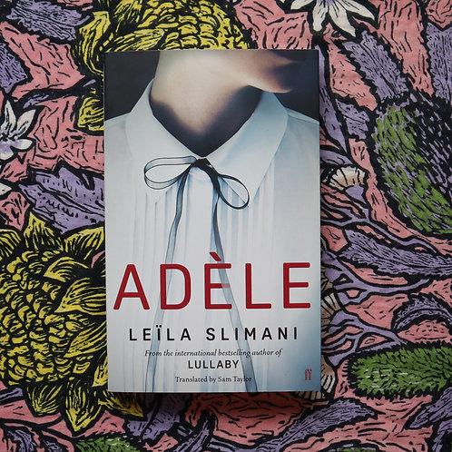 Adele by Leila Slimani