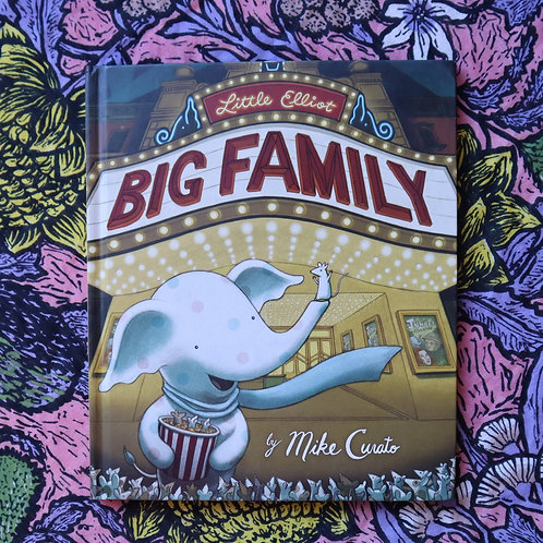 Little Elliot Big Family by Mike Curato