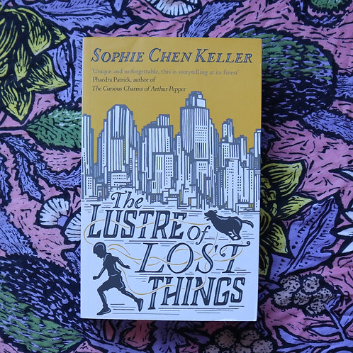 The Lustre of Lost Things by Sophie Chen Keller