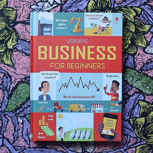 Usborne Business For Beginners