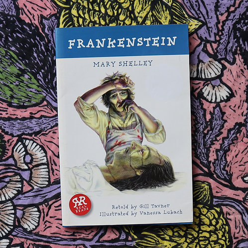 Frankenstien by Mary Shelley