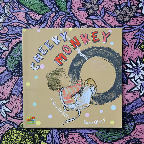 Cheeky Monkey by Andrew Daddo and Emma Quay
