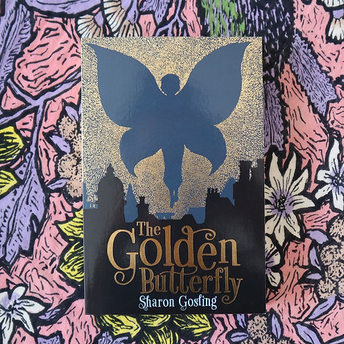 The Golden Butterfly by Sharon Gosling