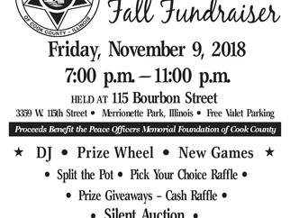 PEACE OFFICERS FALL FUNDRAISER