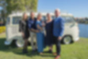 Kombi Hire - Weddings | Formals | Special Occasions