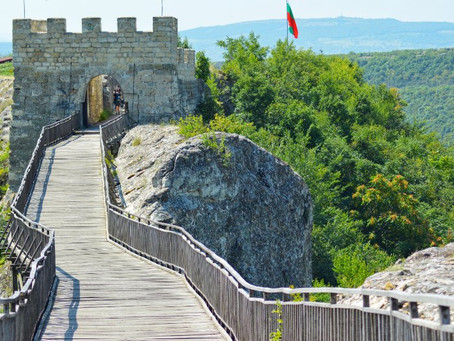Ovech Fortress,Bulgaria