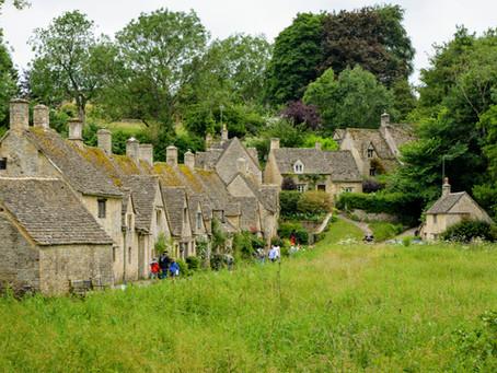 Bibury,Gloucestershire,England