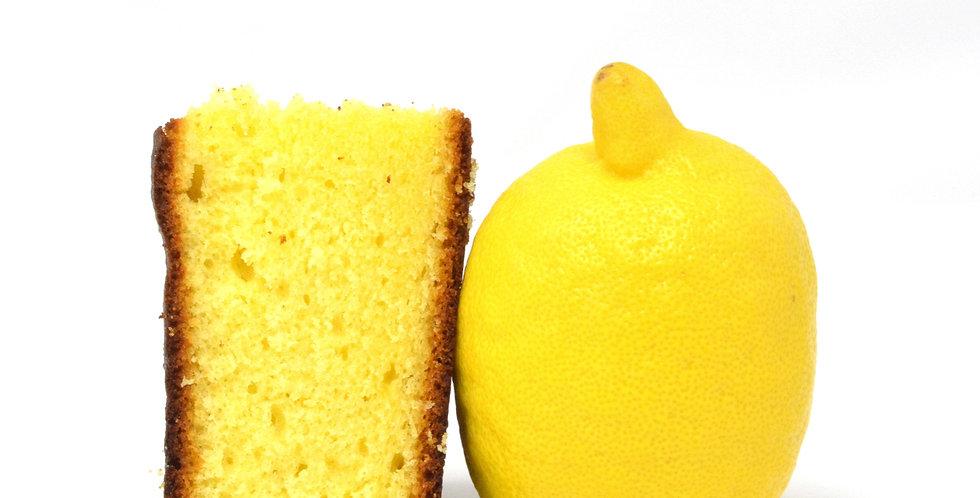 Torta all'olio & limone