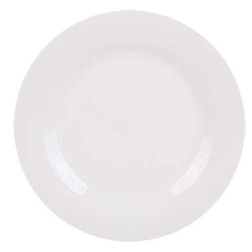 Round plate set