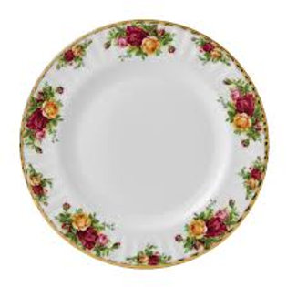 Dinner Plates Royal Albert