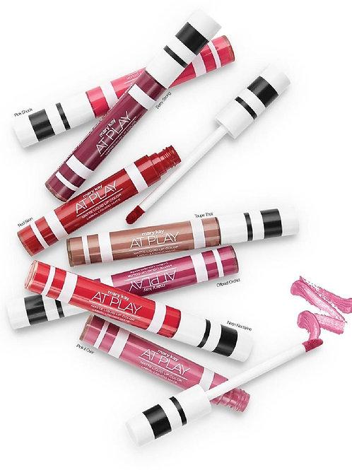 At Play Matte Liquid Lip Colour