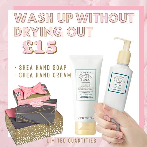 Soap & Cream Set