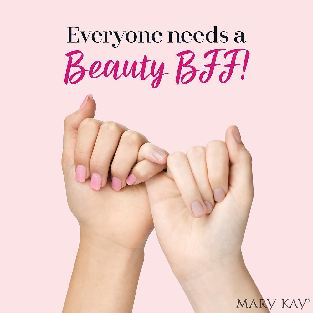 Everyone needs a Beauty BFF