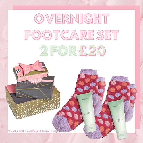 Overnight Foot Care Set