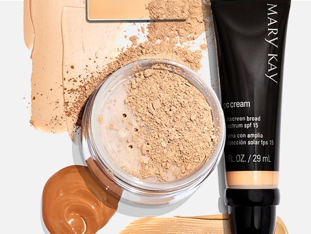 Mary Kay Foundations Review