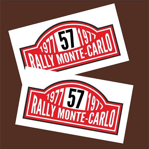 Rallye Montecarlo