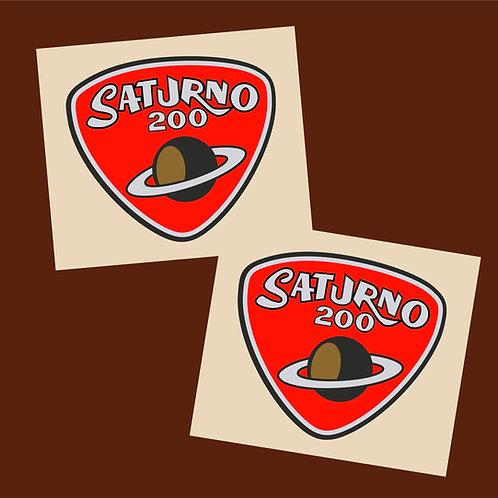 Bultaco Saturno anagrama vintage